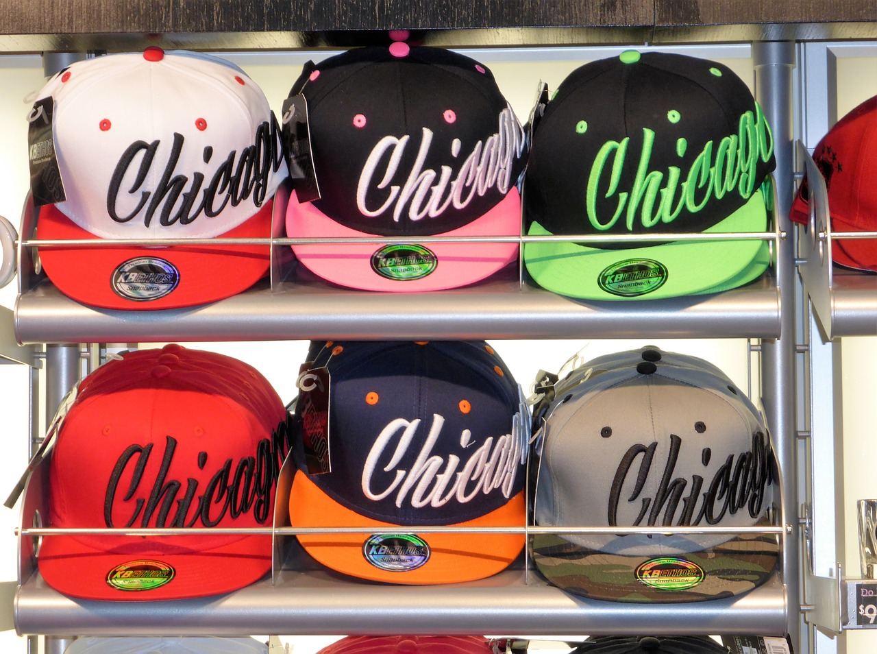 Once you move here, you've got to invest in some Chicagoland gear.